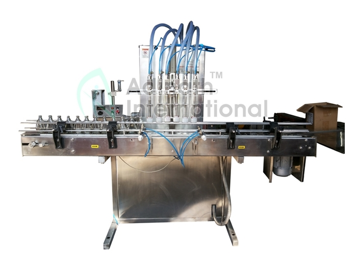 Bottle Airjet Cleaning Machine
