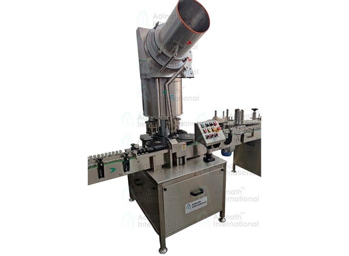 Capping Machines Manufacturers & Suppliers
