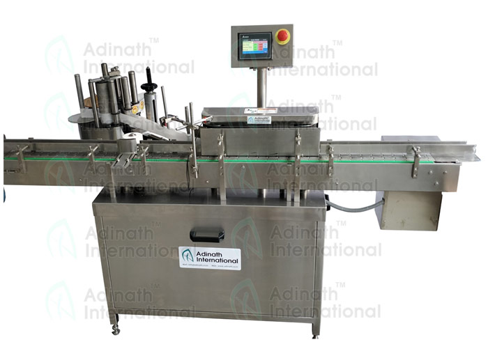 Labeling Machines Manufacturers in India
