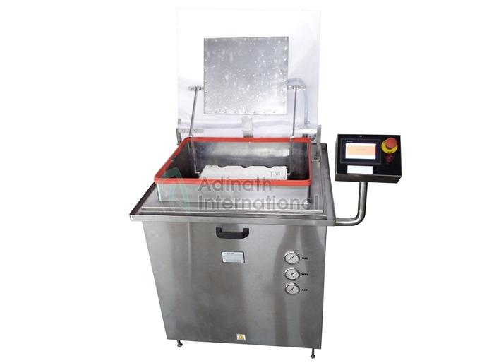Multijet Ampoule & Vial Washing Machine Suppliers in India