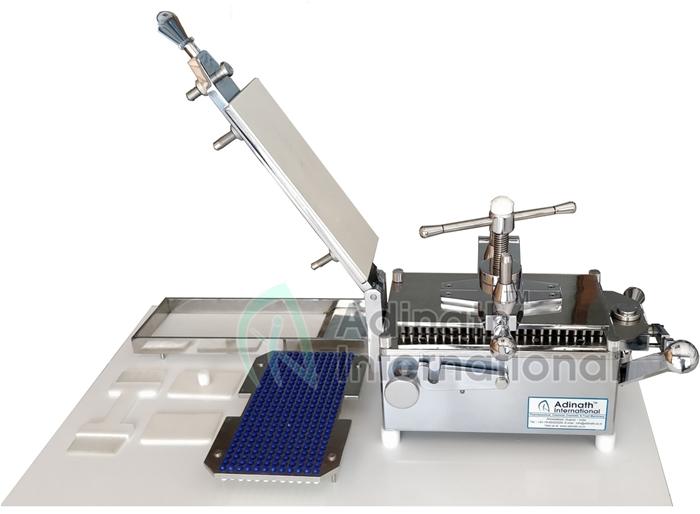 300 Holes Manual Capsule Filling Machine