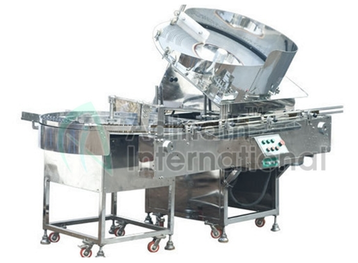 Online Automatic Capsule Counting Machine