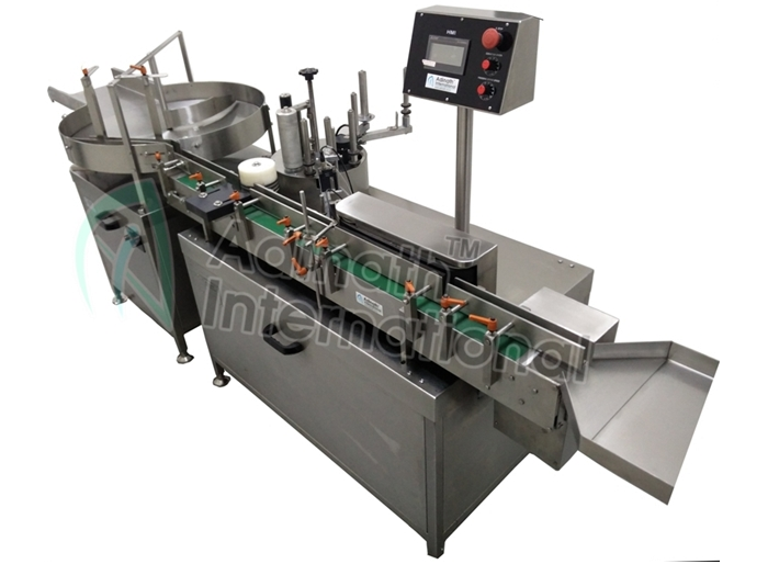 Machine Specification of Automatic Vial & Bottle Wet Glue Labeling Machine