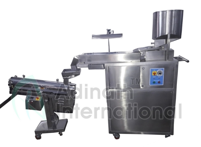 Capsule Inspection & Polishing Machine Suppliers in India