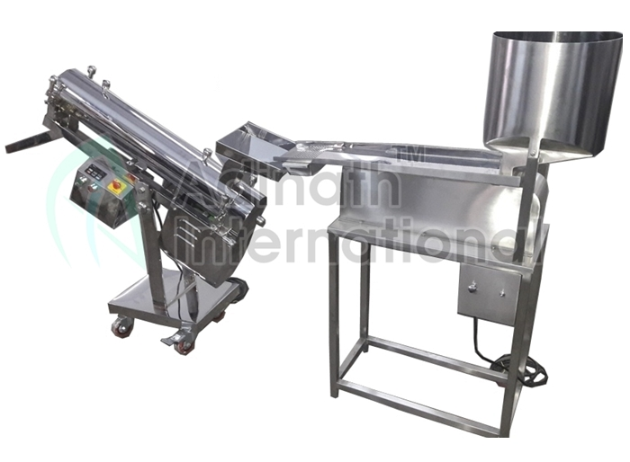 Capsule Inspection & Polishing Machine Manufacturers in India
