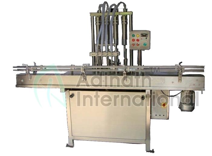 Cosmetic Filling Machine