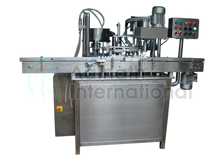 Eye Drop Filling Machine Suppliers in India