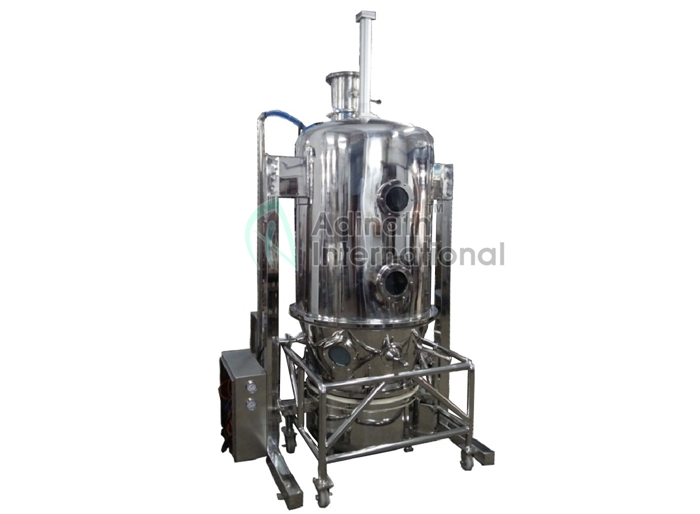 Fluid Bed Dryer Suppliers in India