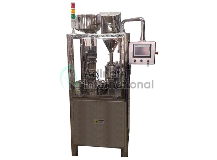 High Speed Automatic Capsule Filling Machine