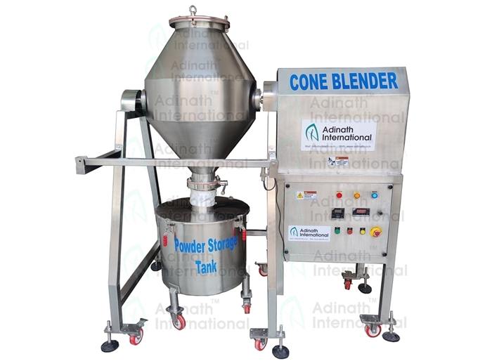 Pharmaceutical Powder Mixer Manufacturers & Suppliers