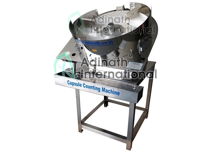 Semi Automatic Tablet & Capsule Counting Machine Manufacturers in India