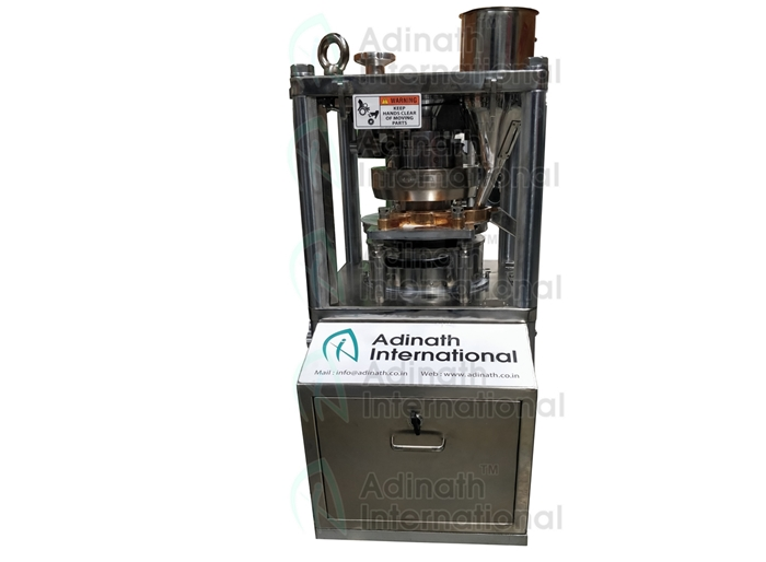 Tablet Press Machine GMP Model