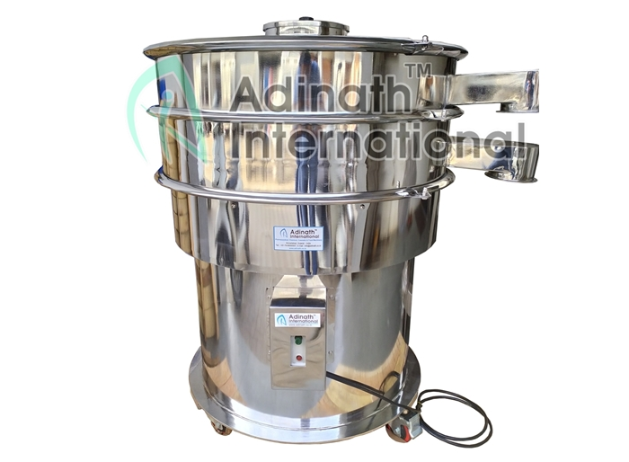 Vibro Sifter Suppliers in industrial