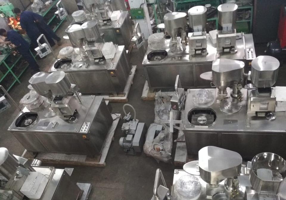 Infrastructure of Encapsulation Machine Manufacturer