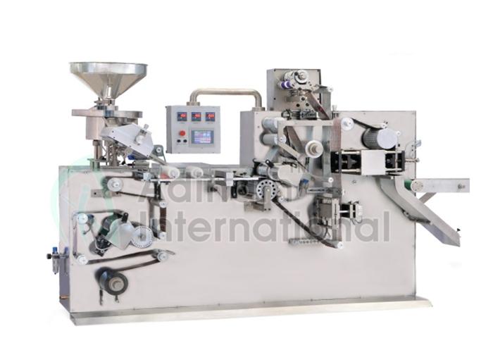 Pharmaceutical Machinery - Alu PVC Blister Packing Machine