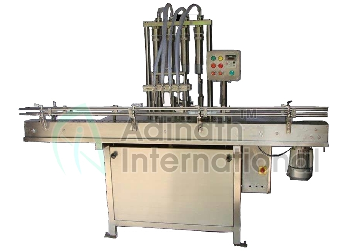 Automatic Bottle Liquid Filling Machine