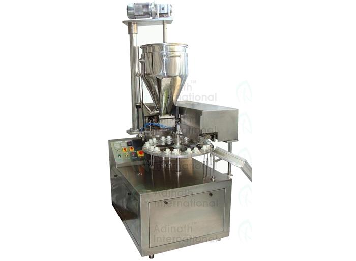 Pharmaceutical Machinery - Automatic LAMI Tube Filling Machine