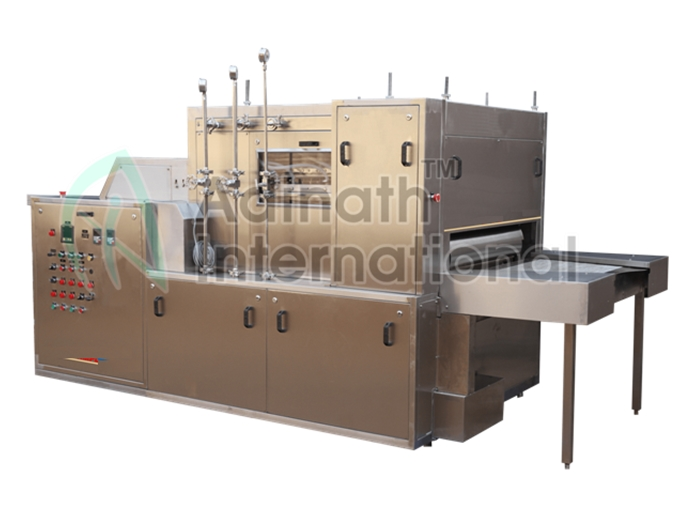 Automatic Vial Washer - Pharmaceutical Machinery