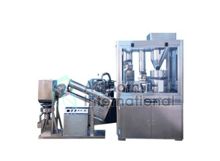 Capsule Filling Line Machine Specification