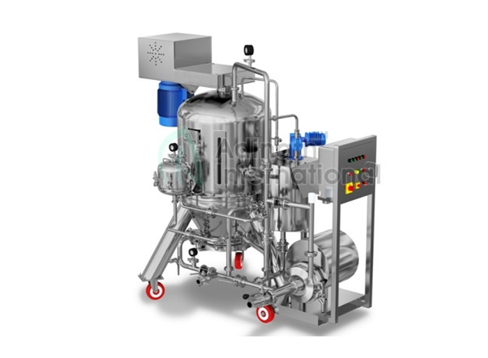 Pharmaceutical Machinery - Injectable Mixing Vessel
