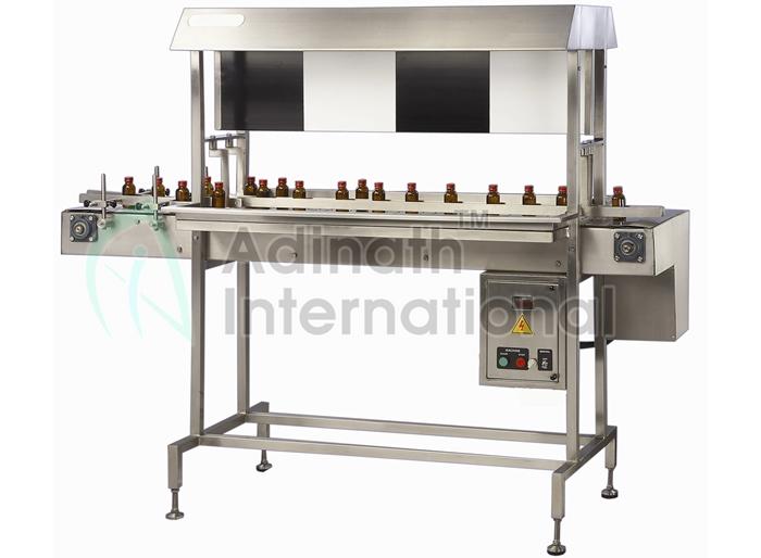 Online Dry Powder Vial Inspection Machine