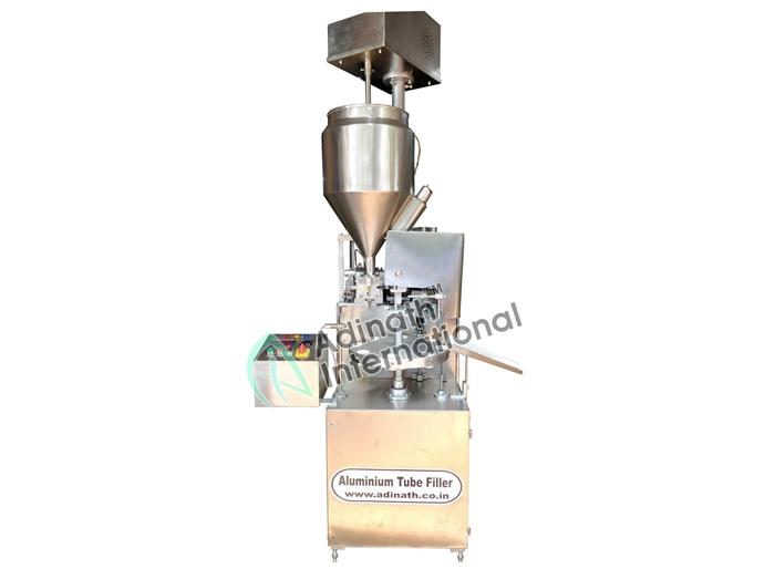 Semi Automatic Aluminium Tube Filling Machine Manufacturers & Suppliers
