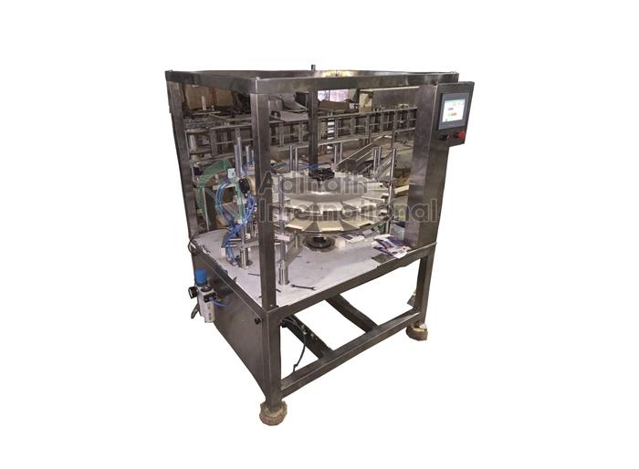 Pharmaceutical Machinery - Semi Automatic Cartoning Machine