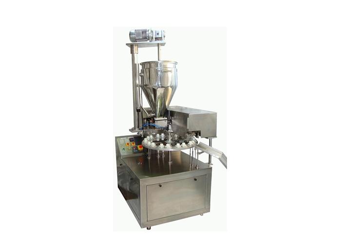 Semi Automatic Plastic Tube Filling Machine