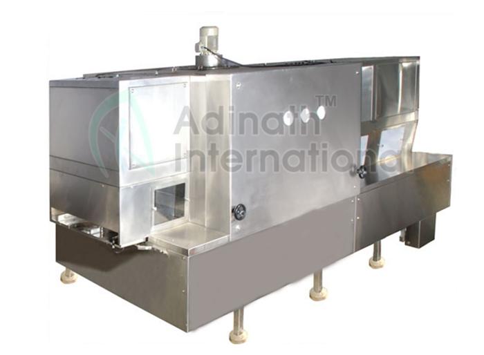 Sterilization Equipments - Sterilizing & Depyrogenation Tunnel