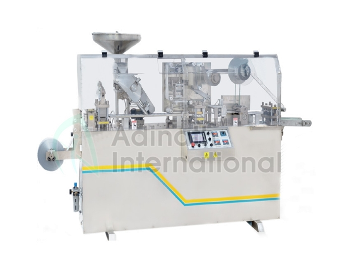 Tablet Blister Packing Machine Manufacturers & Suppliers