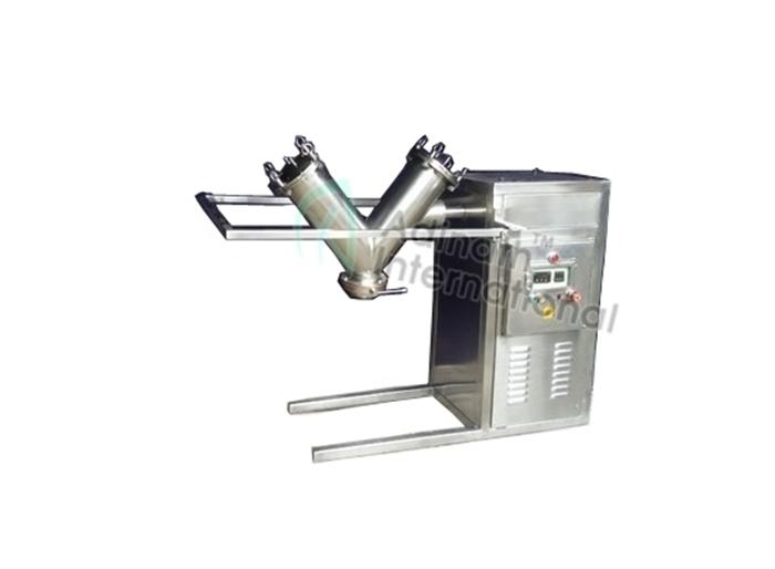 V Cone Blender - Pharmaceutical Machinery
