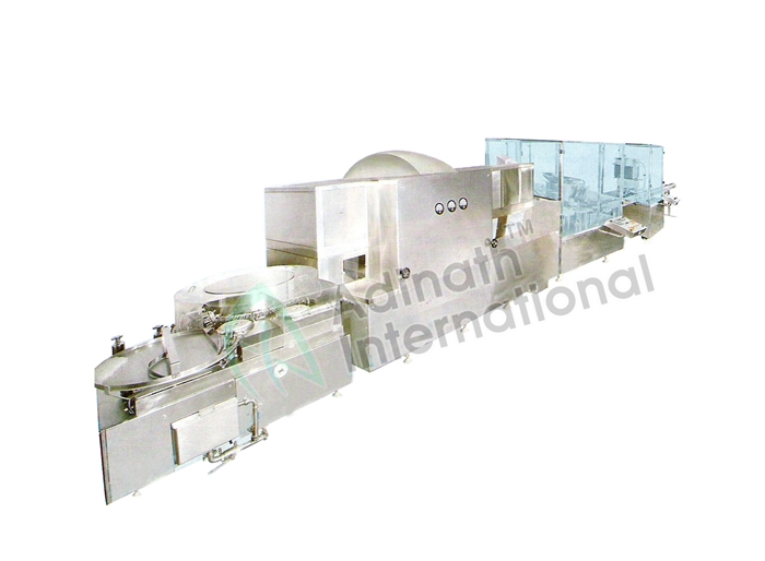 Pharmaceutical Machinery - Vial Liquid Filling Line