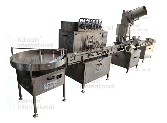 Bottle Filling and Capping Line Manufacturers