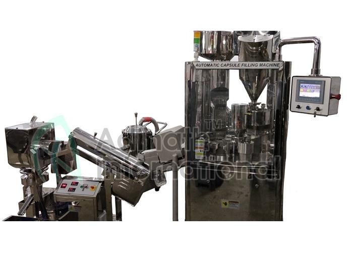 Capsule Production Line