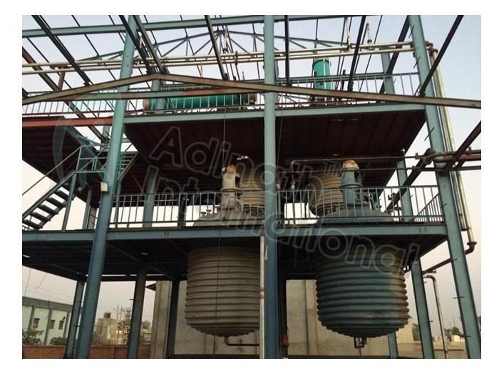 Alkyd Resin Production Plant - Adinath International