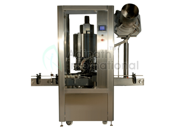 Manufacturers of Automatic Bottle Lug Capping Machine