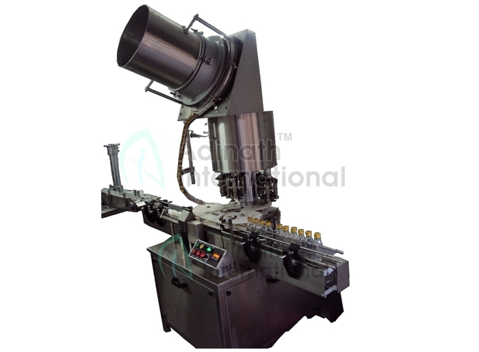 Buy Automatic Bottle Twist Off Capping Machine