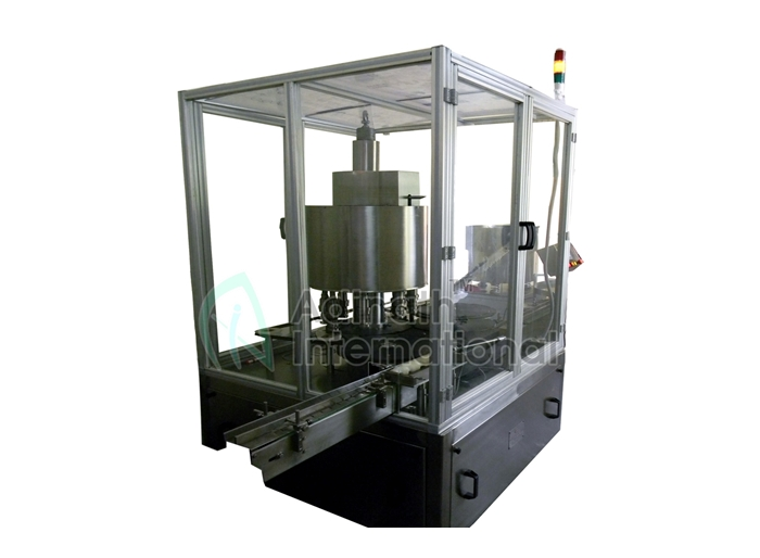 Automatic Eight Head Bottle ROPP Screw Capping Machine