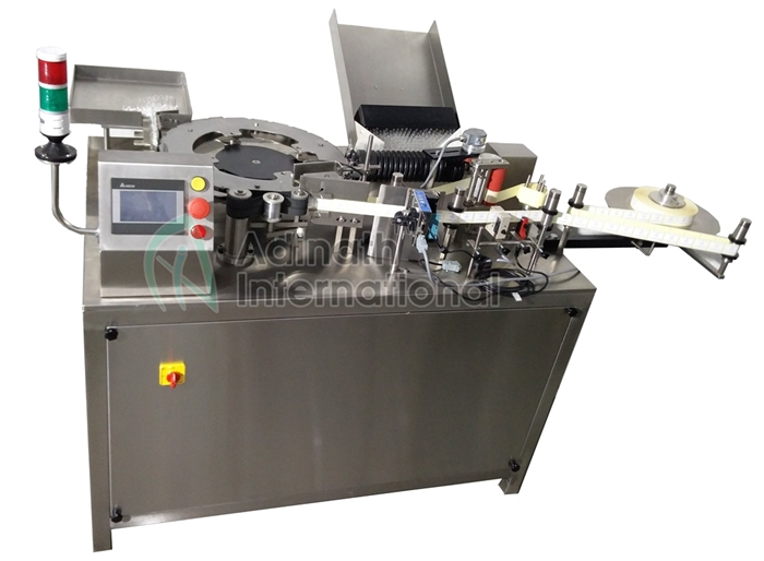 Automatic High Speed Ampoule Labeling Machine Specification
