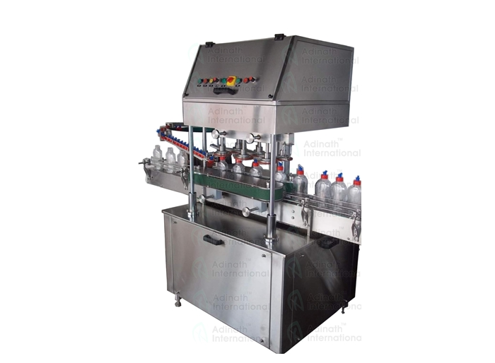Automatic Jar Capping Machine