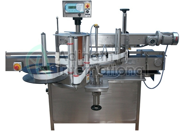Automatic Label Roll Winding and Counting Machine Specification
