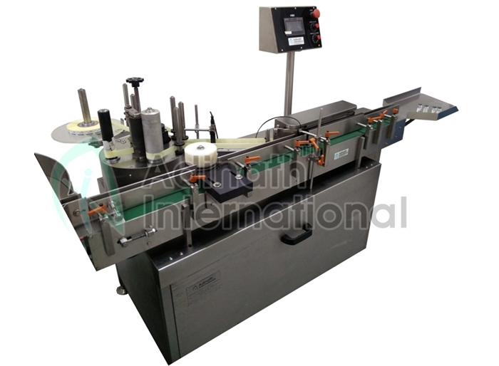 Automatic Vial Labeling Machine Suppliers in India