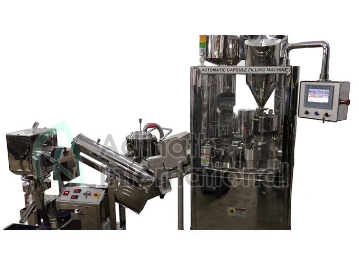 Capsule Filling Line Machine