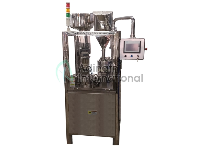 Fully Automatic Capsule Filling Machine Manufacturers in India