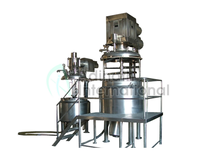 Heavy Duty Toothpaste Mixer Manufacturers & Suppliers