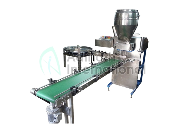 Petroleum Jelly Filling Machine Specification