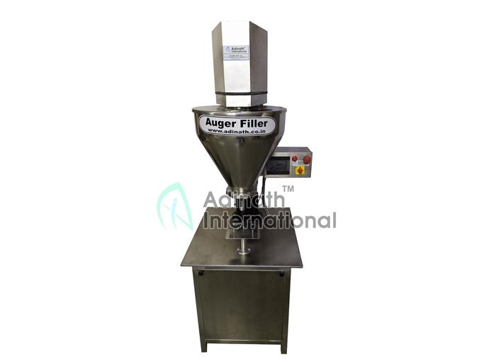 Semi Automatic Auger Powder Filling Machine Manufacturers & Suppliers