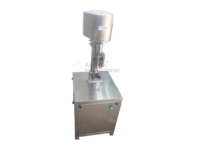 Semi-Automatic Screw Capping Machine Manufacturers & Suppliers