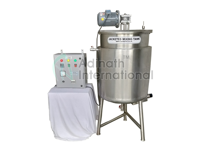 Manufacturers of Shampoo and Suspension Mixer