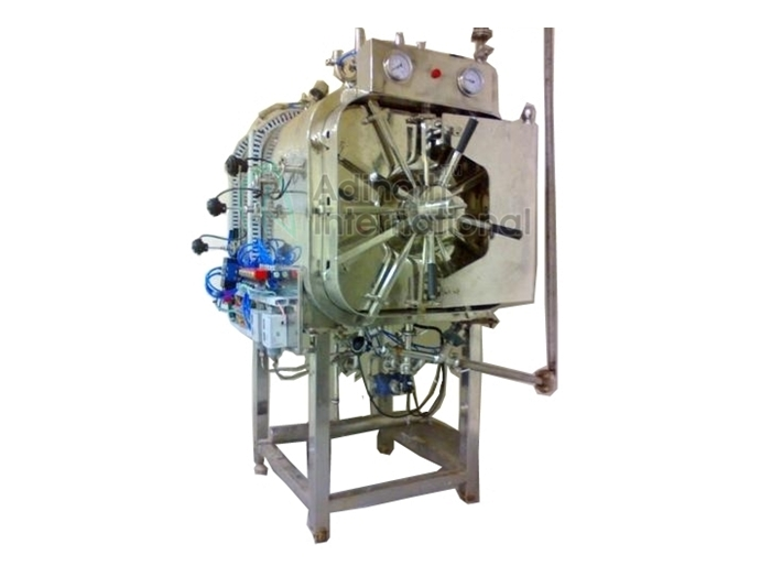 Steam Sterilizers Specification